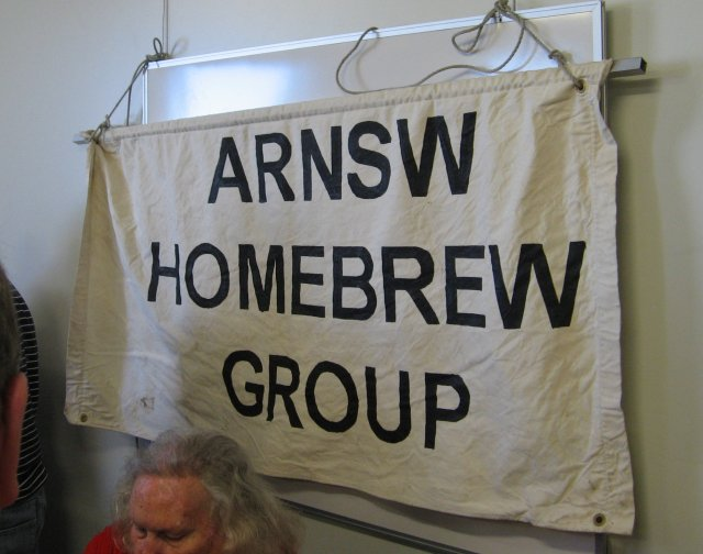 ARNSW Homebrew Group