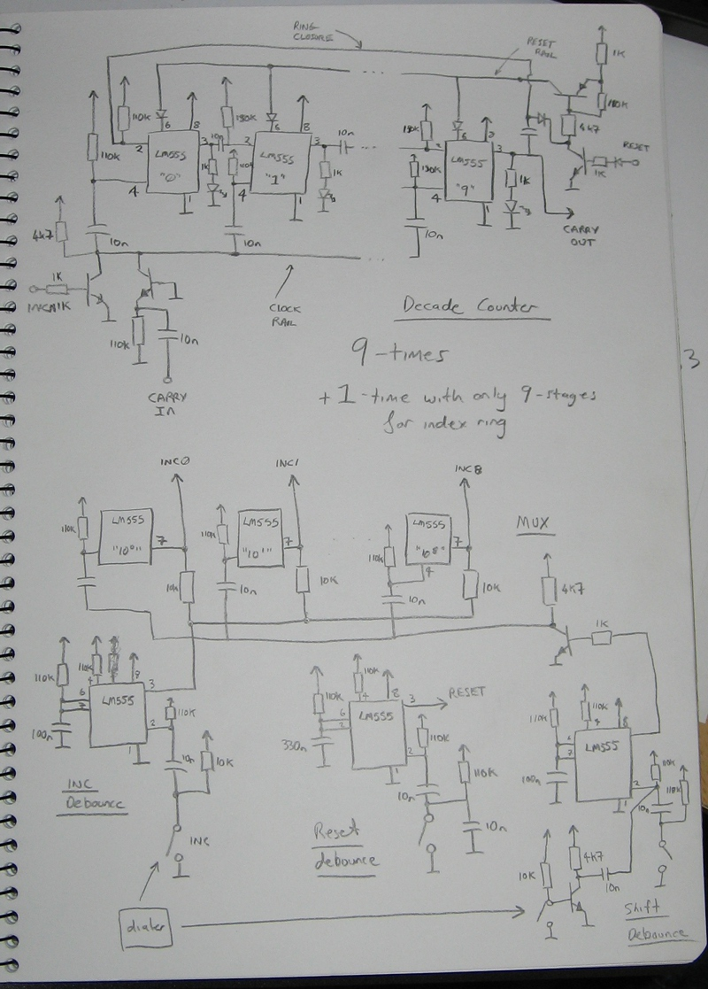 The Circuit Diagram.
