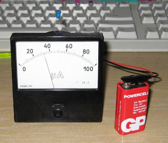 Inductance Meter In-Use