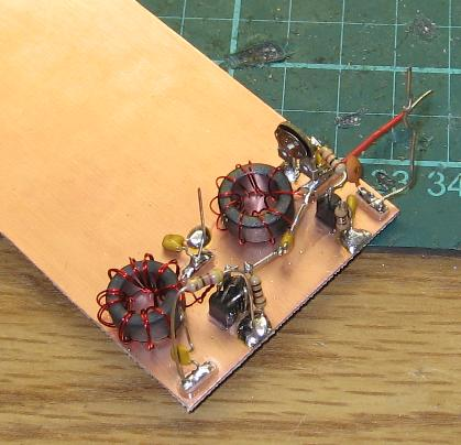 Power Amp (Built as Specified)