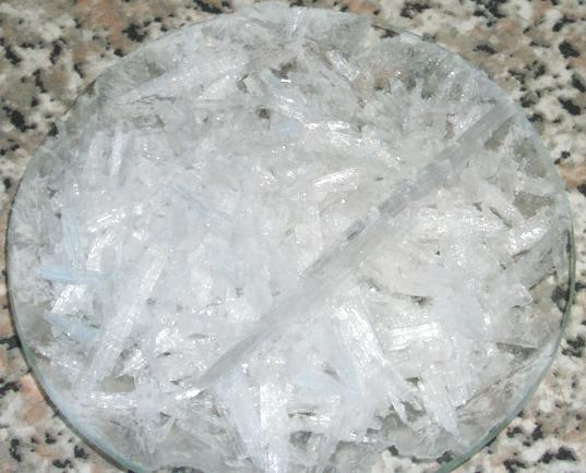 High-Purity Potassium Nitrate