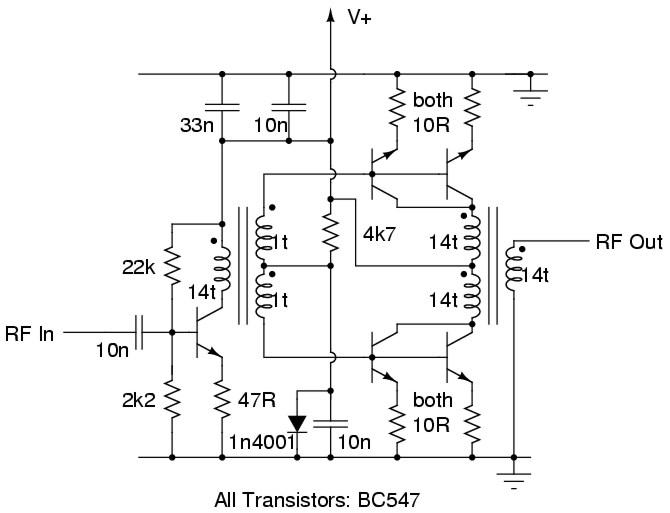 antenna coil diagram