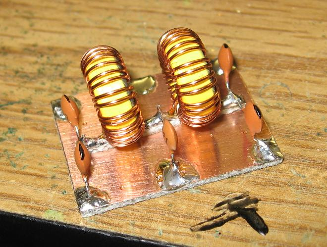 Output Low-Pass Filter